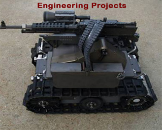 list of engineering projects by novatech robo bangalore